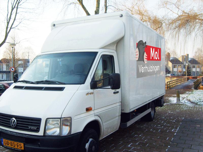Robin Mol - Mol Verhuizingen, Breda